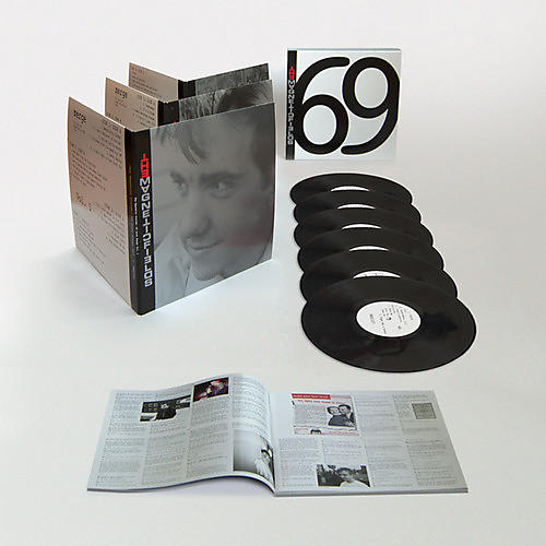 Alliance Magnetic Fields - 69 Love Songs [Remastered] [Box Set] [Limited Edition] [Indy Retail Only] thumbnail
