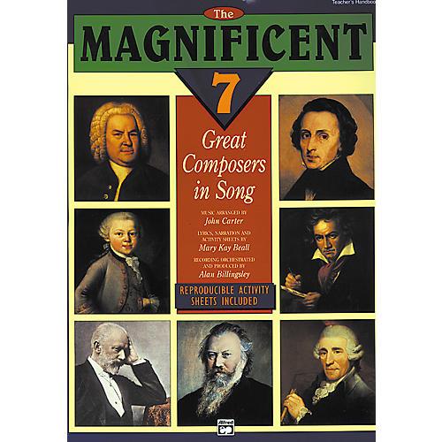Alfred Magnificent Seven Program Book/CD thumbnail