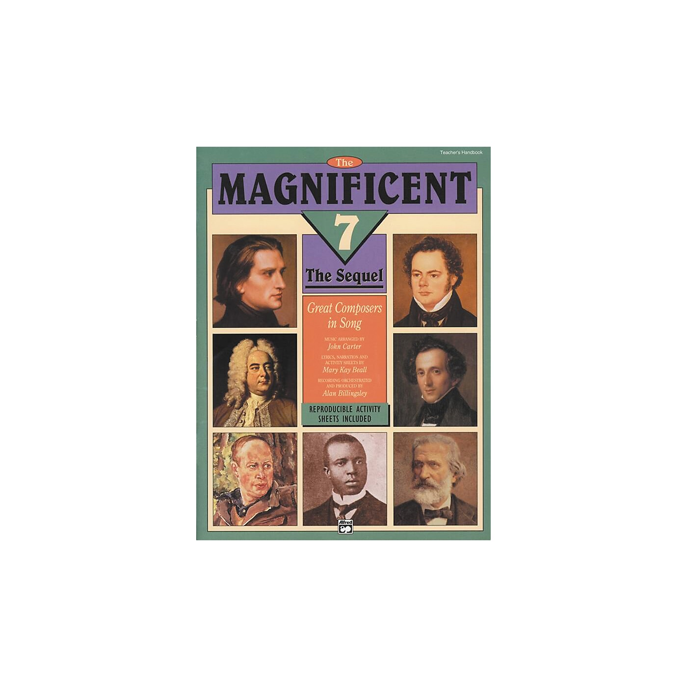 Alfred Magnificent Seven: The Sequel thumbnail