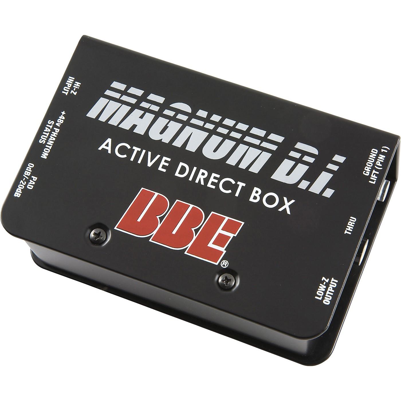 BBE Magnum DI Direct Box thumbnail