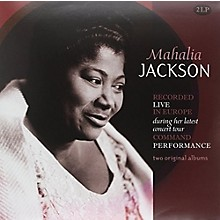 Mahalia Jackson - Recorded Live in Europe