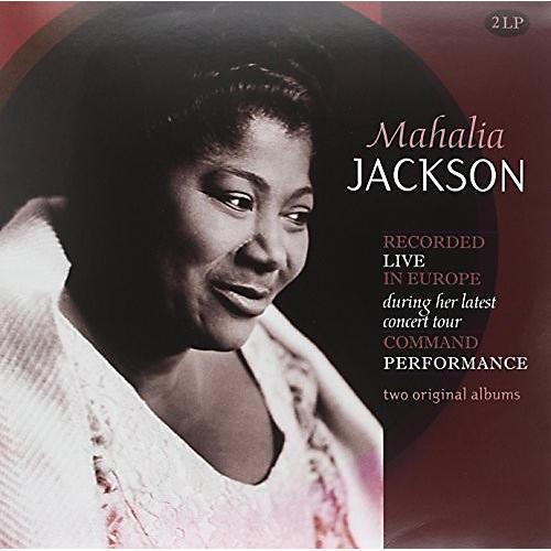 Alliance Mahalia Jackson - Recorded Live in Europe thumbnail