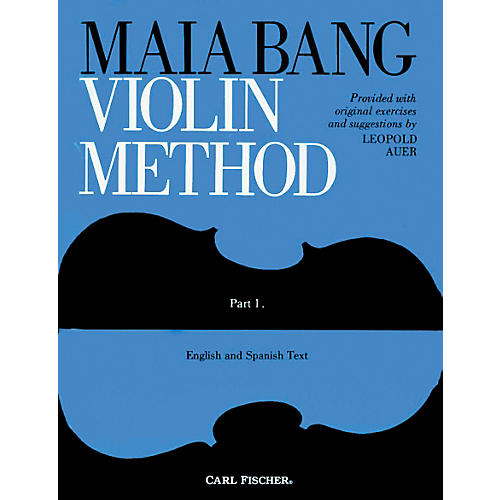 Carl Fischer Maia Bang Violin Method Part 1 thumbnail
