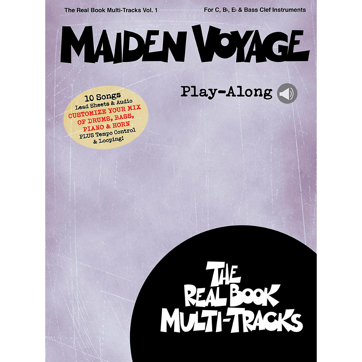 Hal Leonard Maiden Voyage Play-Along - Real Book Multi-Tracks Vol. 1 thumbnail