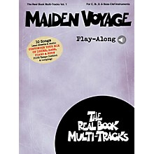 Hal Leonard Maiden Voyage Play-Along - Real Book Multi-Tracks Vol. 1