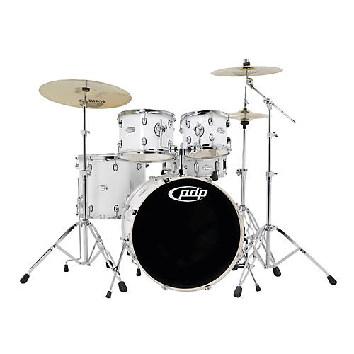 PDP by DW Mainstage 5-piece Drum Set with Sabian Cymbals-thumbnail