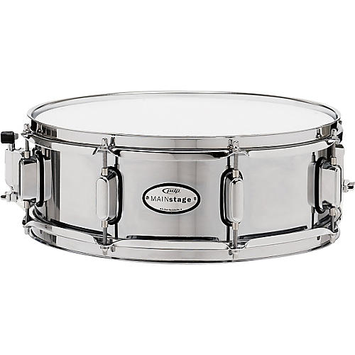 PDP by DW Mainstage Chrome over Steel Snare thumbnail