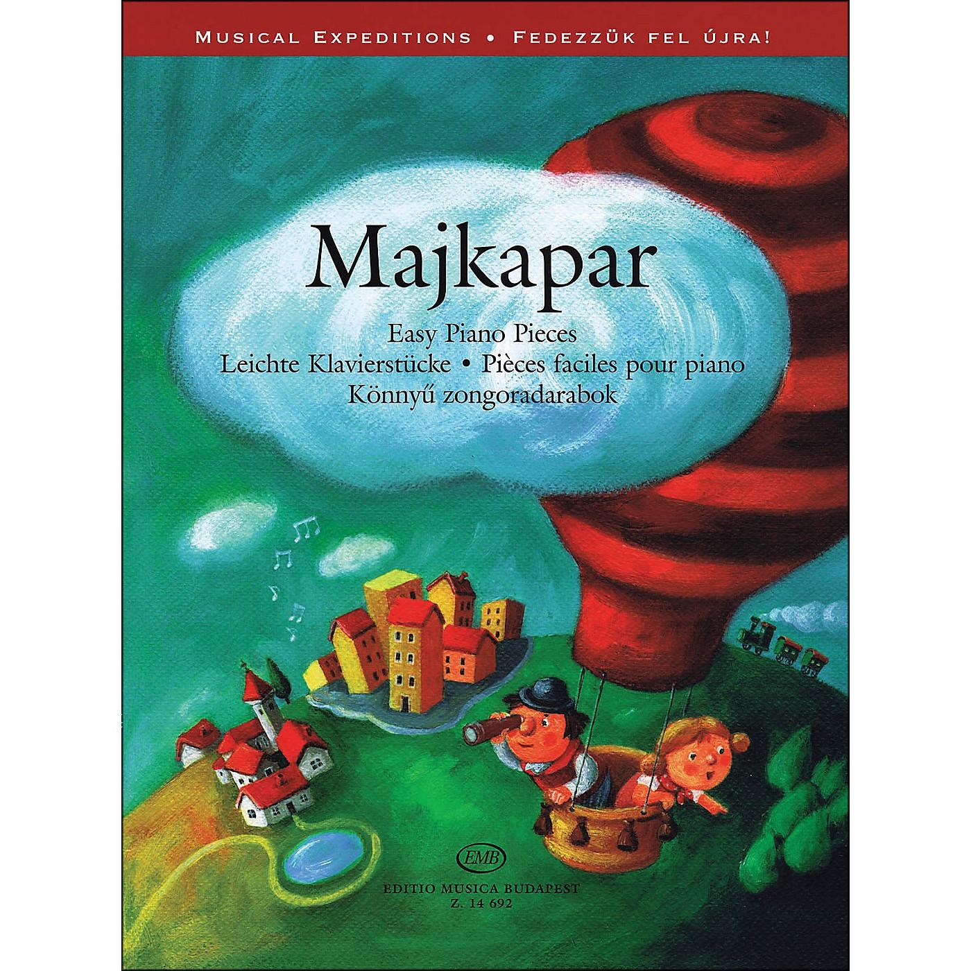Editio Musica Budapest Majkapar: Easy Piano Pieces Compiled By gnes Lakos thumbnail