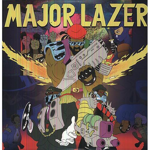Alliance Major Lazer - Free the Universe thumbnail