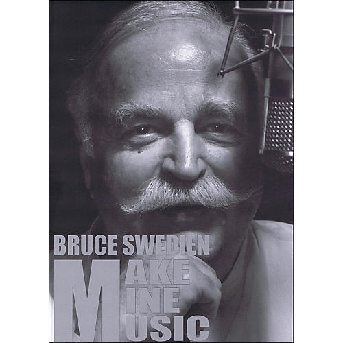 Hal Leonard Make Mine Music - Bruce Swedien thumbnail