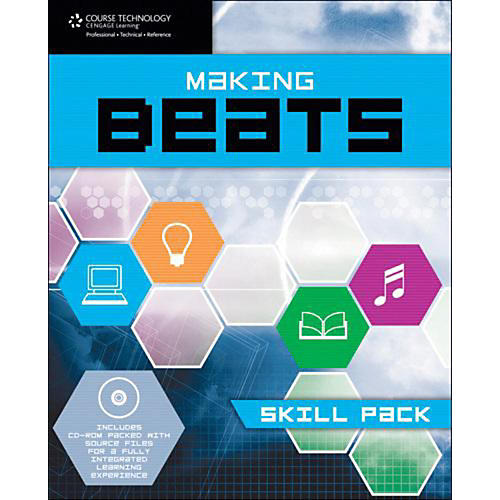 Cengage Learning Making Beats: Skill Pack 1st Edition-thumbnail