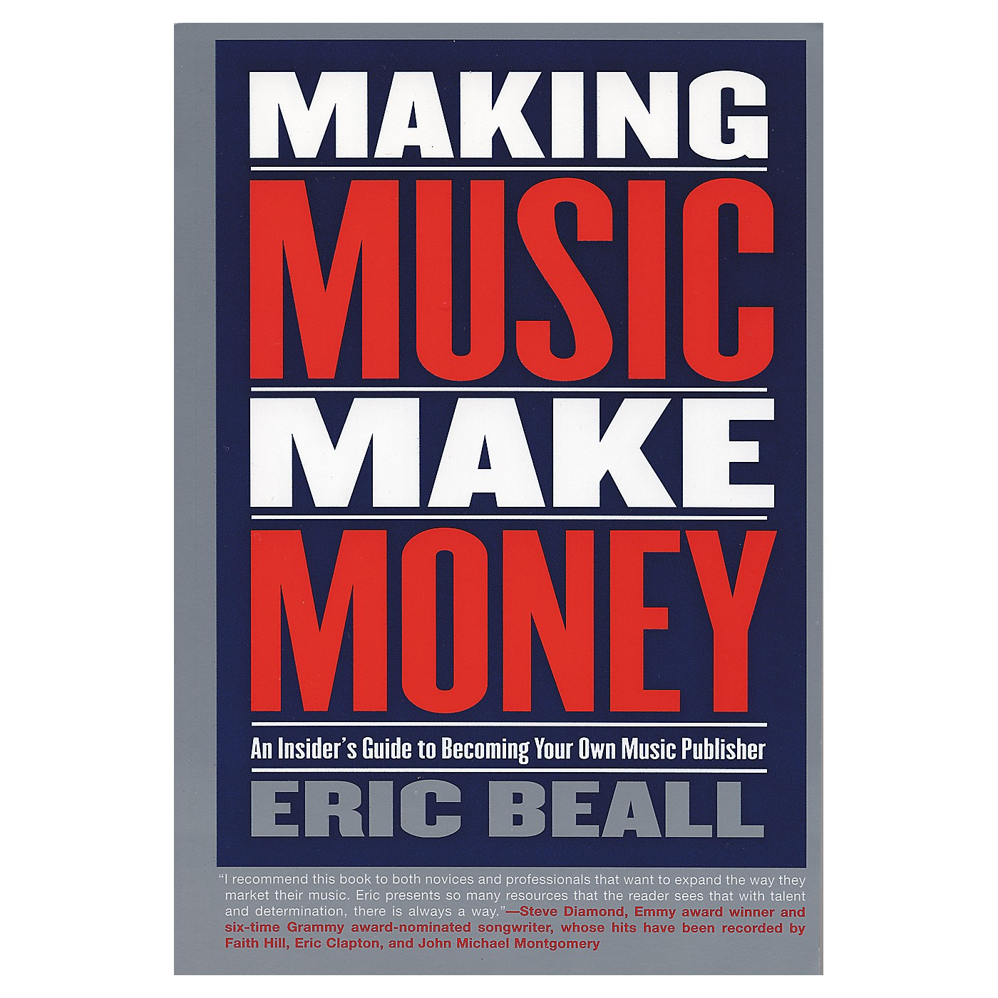 Berklee Press Making Music Make Money Book thumbnail