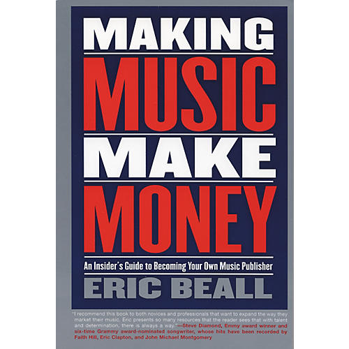 Berklee Press Making Music Make Money Book thumbnail