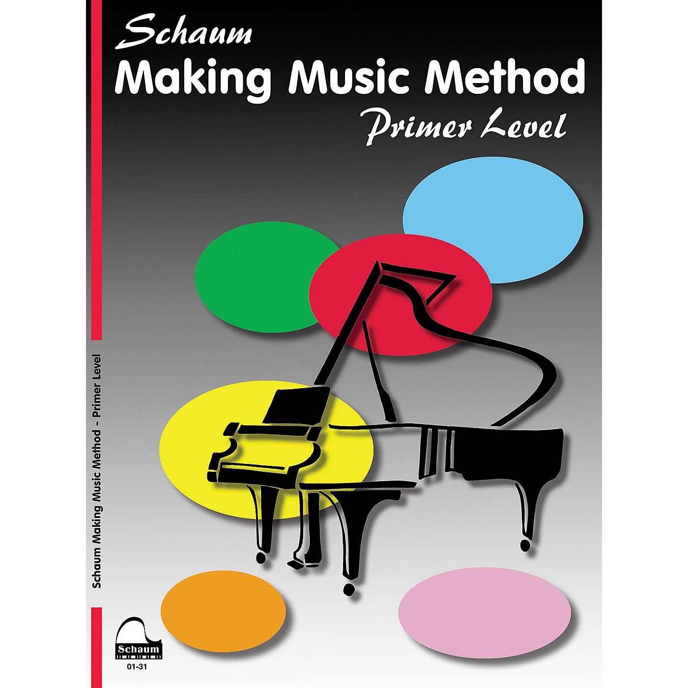 SCHAUM Making Music Method - Middle-C Approach Piano Series Book by John W. Schaum (Level Early Elem) thumbnail