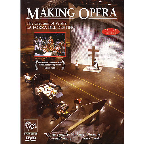 View Video Making Opera - The Creation of Verdi's La Forza Del Destino Live/DVD Series DVD thumbnail