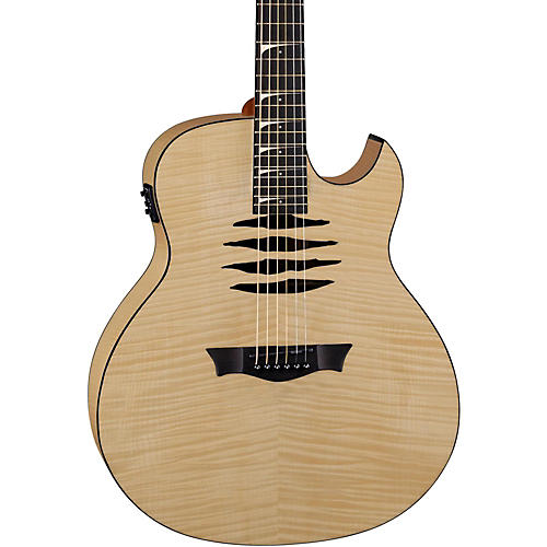 Dean Mako Dave Mustaine Flame Maple Acoustic-Electric Guitar thumbnail
