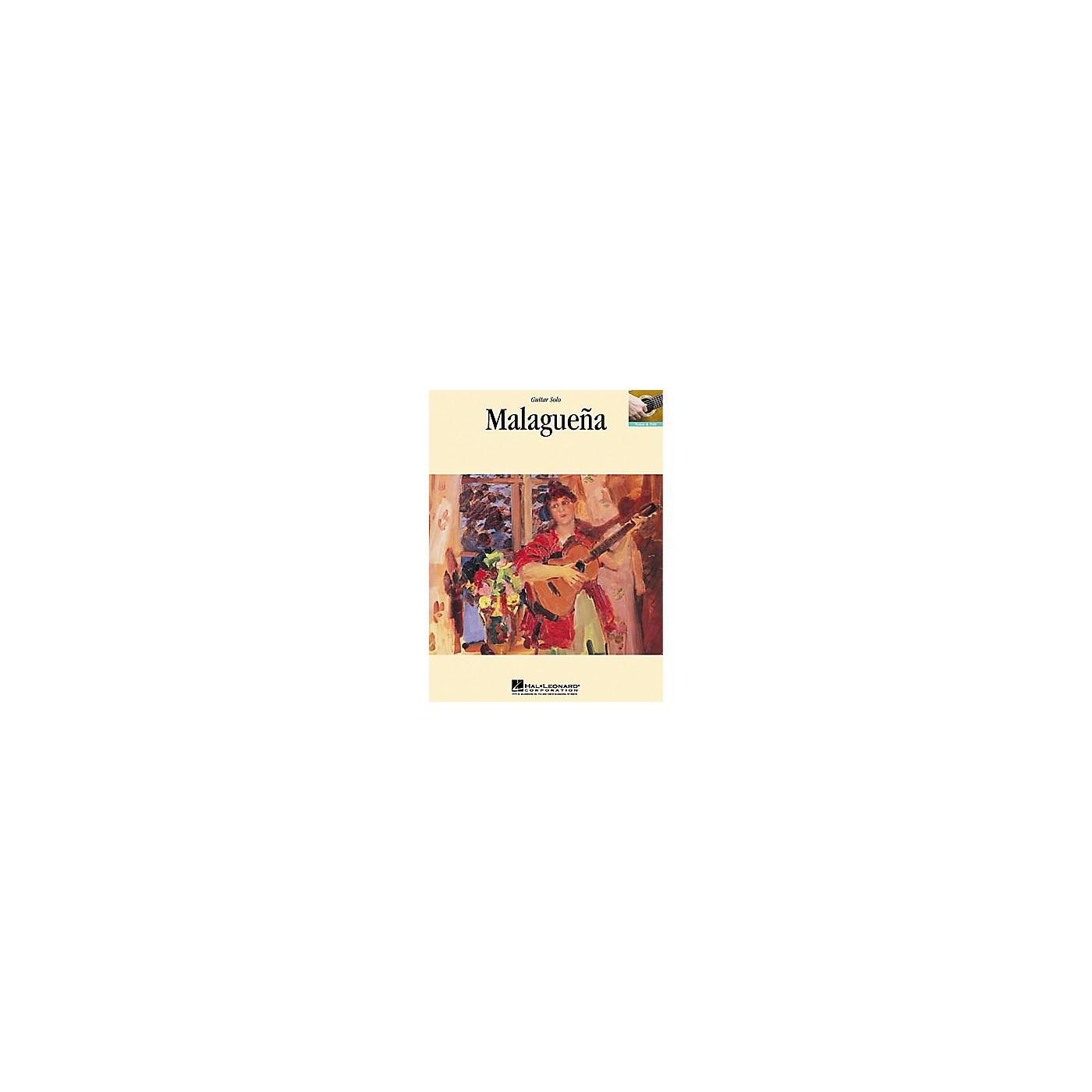 Hal Leonard Malaguena Guitar Tab Sheet Music Book thumbnail