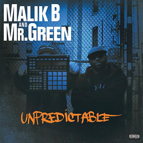 Alliance Malik B - Unpredictable thumbnail