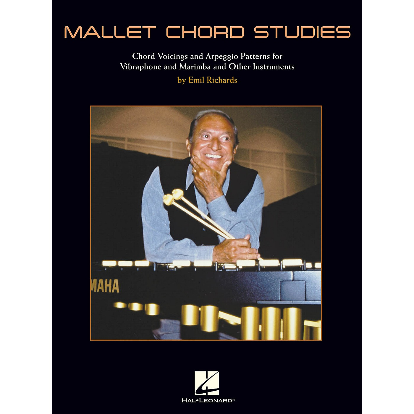 Hal Leonard Mallet Chord Studies Percussion Series Softcover Written by Emil Richards thumbnail
