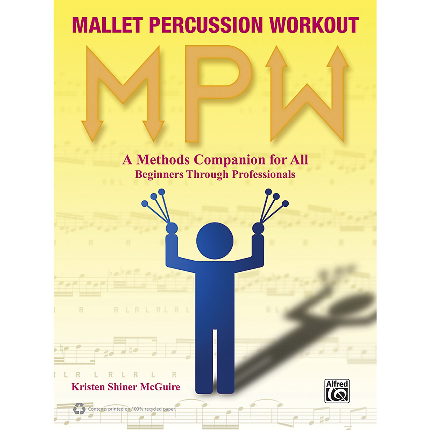 Alfred Mallet Percussion Workout Book thumbnail