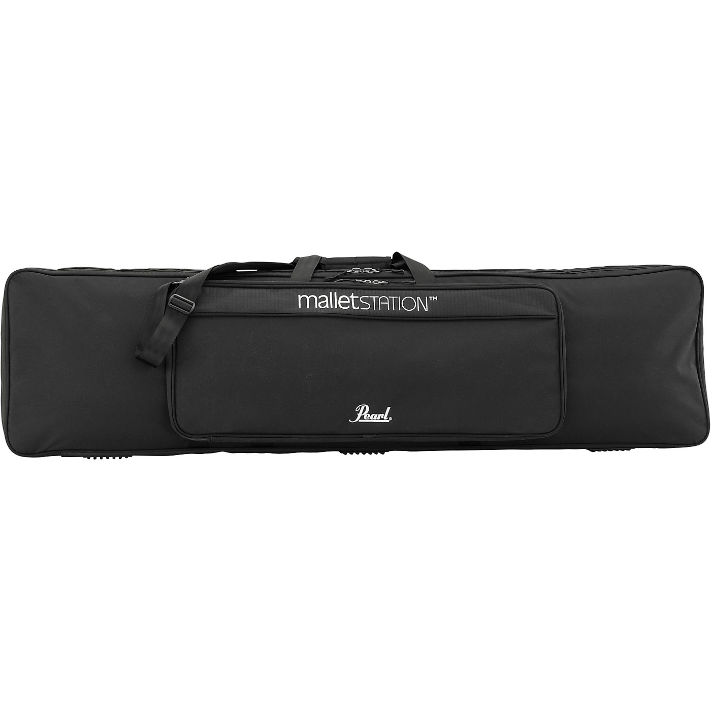 Pearl Mallet Station bag, soft side padded sleeve with accessory pouch thumbnail