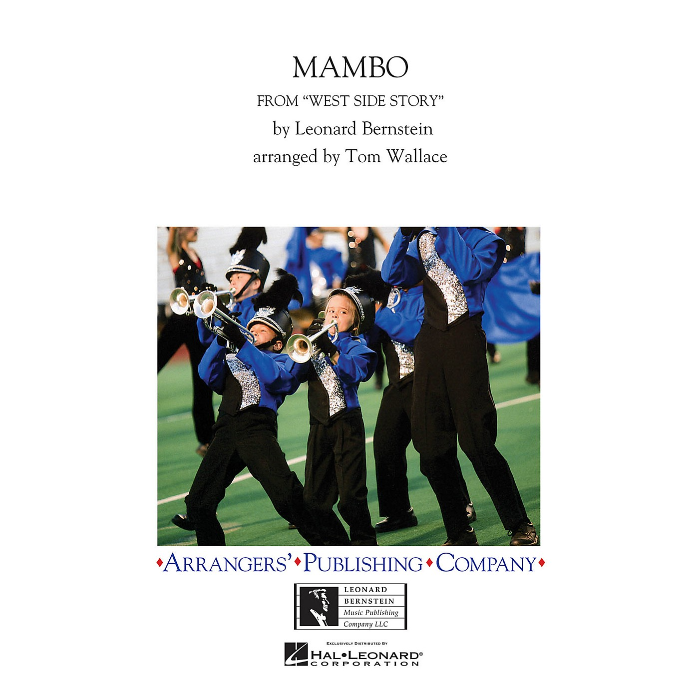 Arrangers Mambo Marching Band Level 3 Arranged by Tom Wallace thumbnail