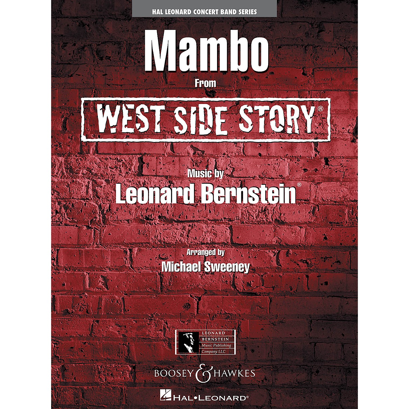 Leonard Bernstein Music Mambo (from West Side Story) Concert Band Level 4 Arranged by Michael Sweeney thumbnail