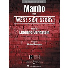 Leonard Bernstein Music Mambo (from West Side Story) Concert Band Level 4 Arranged by Michael Sweeney