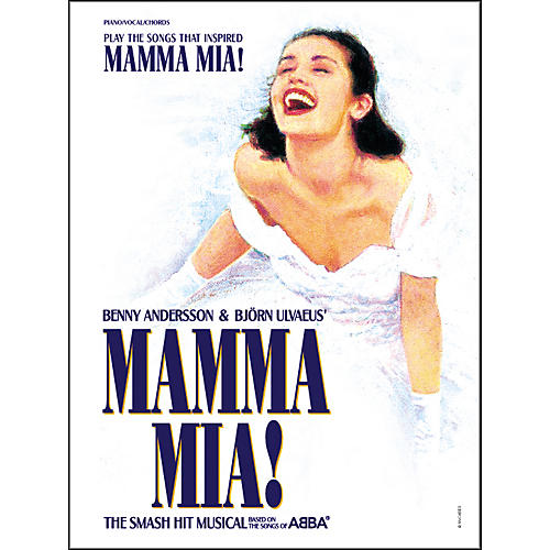 Alfred Mamma Mia!  Piano/Vocal/Chords Book thumbnail