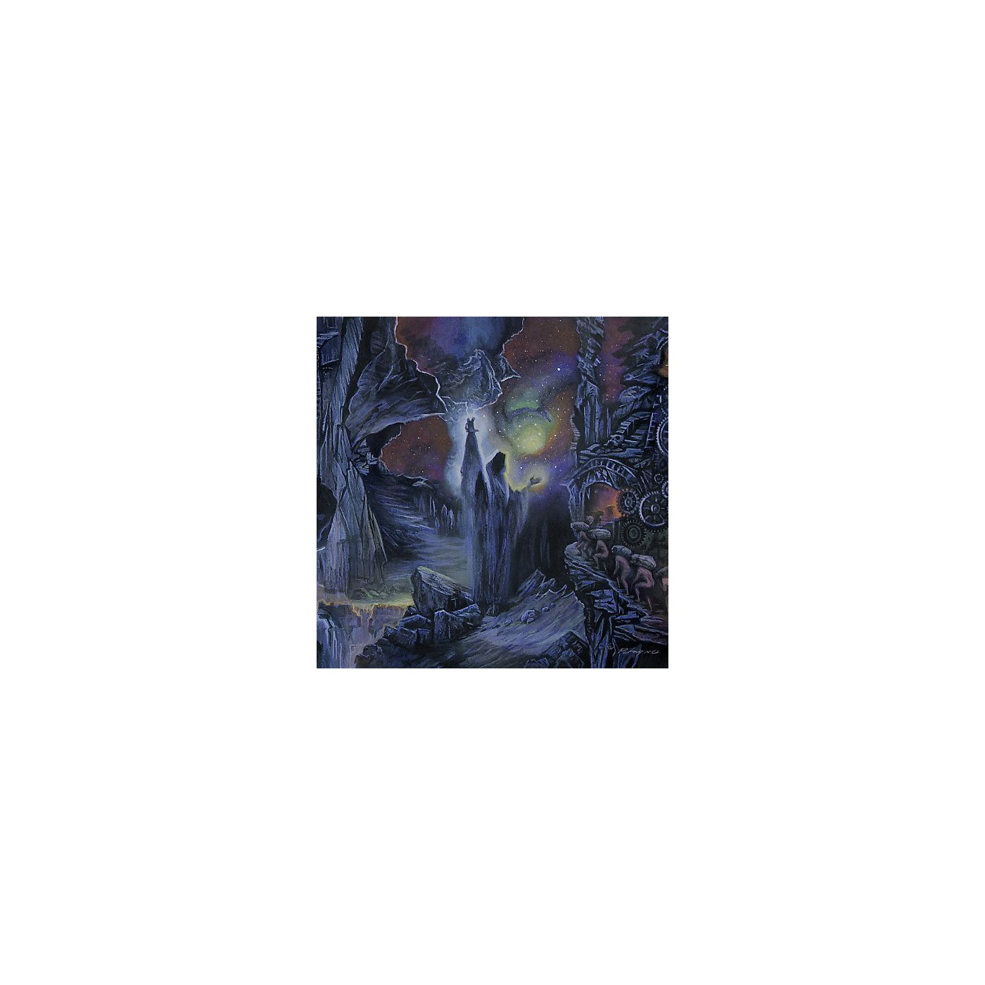 Alliance Mammoth Grinder - Underworlds thumbnail