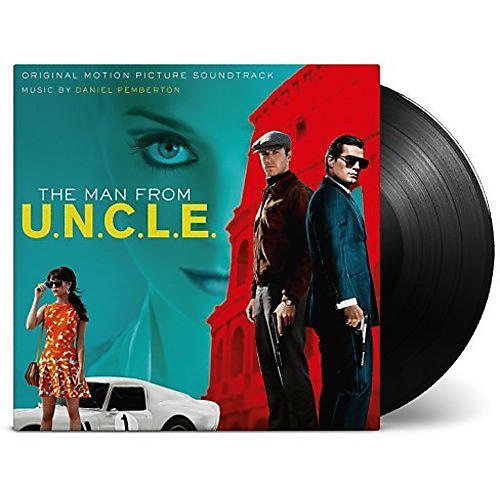 Alliance Man from U.N.C.L.E. (2015) (Original Soundtrack) thumbnail