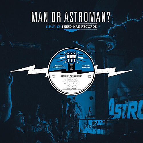 Alliance Man or Astroman - Live At Third Man Records thumbnail