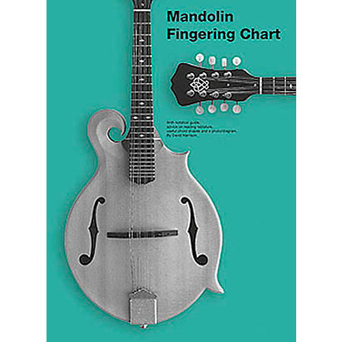 Music Sales Mandolin Fingering Chart thumbnail
