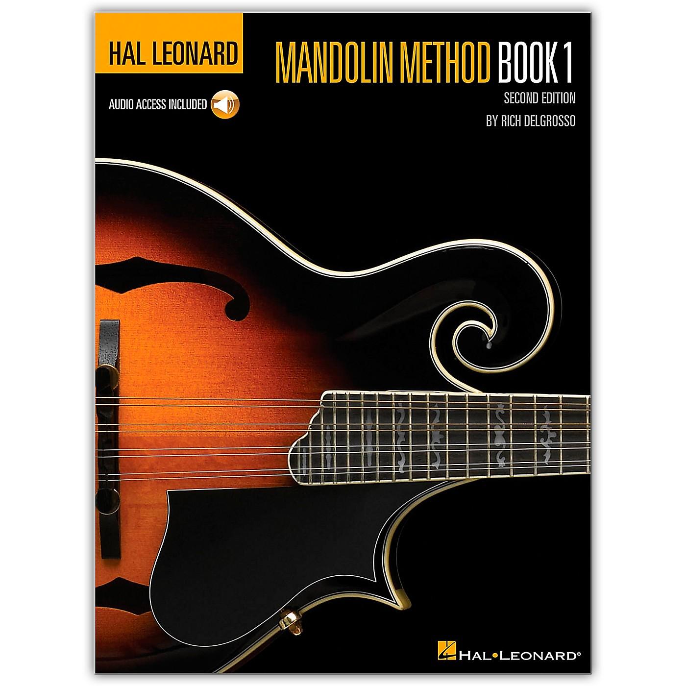 Hal Leonard Mandolin Method (Book/Online Audio) thumbnail