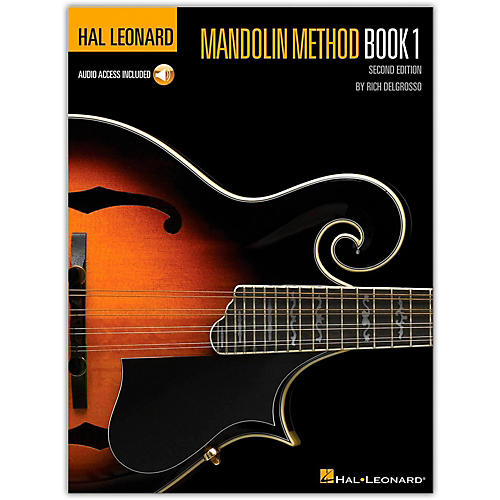 Hal Leonard Mandolin Method (Book/Online Audio) thumbnail