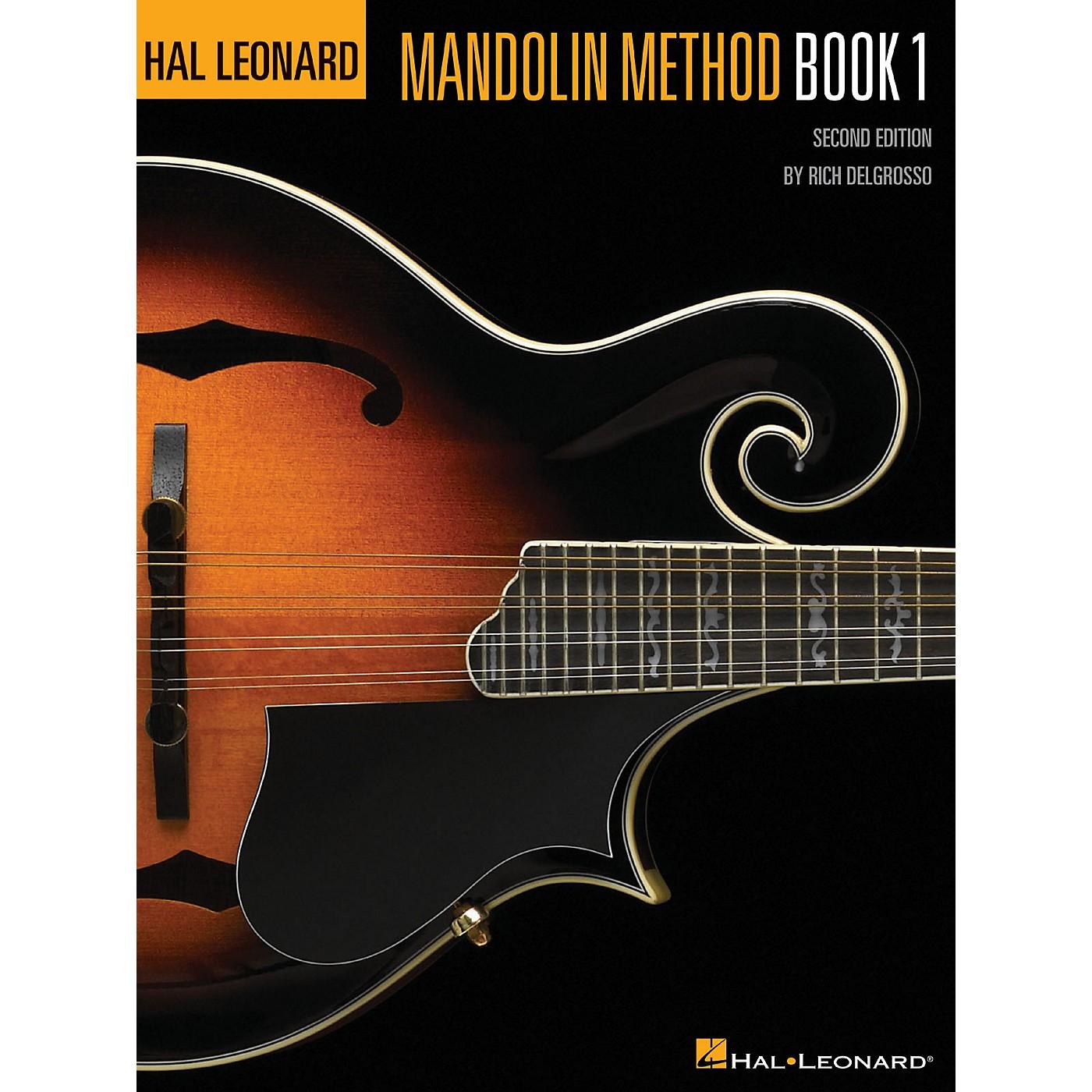Hal Leonard Mandolin Method Book thumbnail