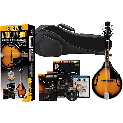 Hal Leonard Mandolin Starter Pack thumbnail
