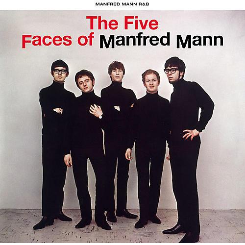 Alliance Manfred Mann - Five Faces Of Manfred Mann thumbnail
