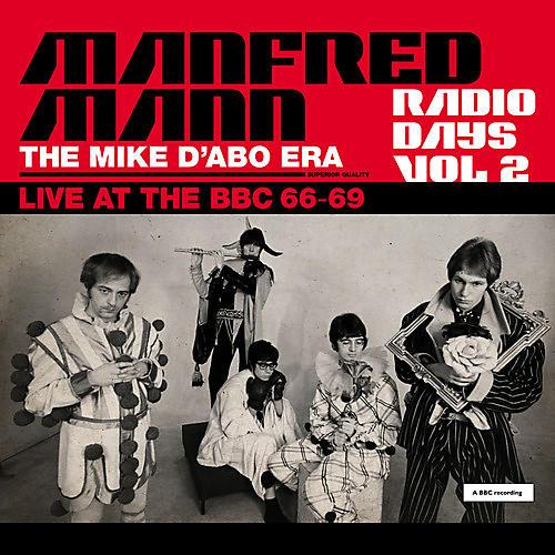 Alliance Manfred Mann - Radio Days Vol. 2: Live At The Bbc 1966-69 thumbnail