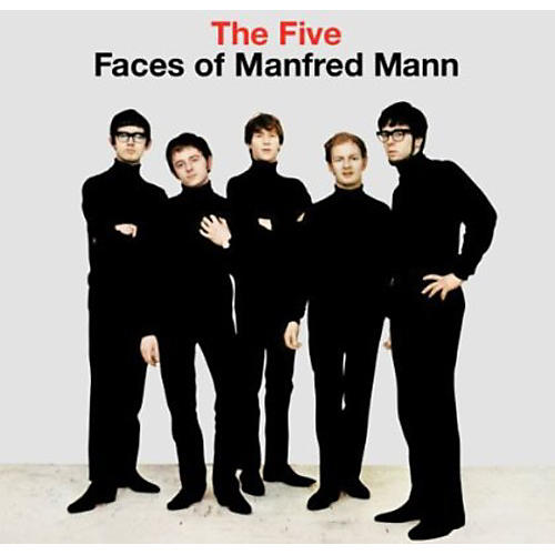 Alliance Manfred Mann - The Five Faces Of Manfred Mann thumbnail