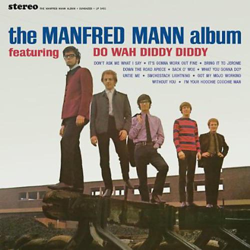 Alliance Manfred Mann - The Manfred Mann Album thumbnail