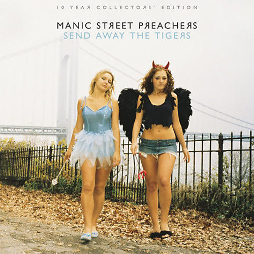 Alliance Manic Street Preachers - Send Away The Tigers 10 Year Collectors Edition thumbnail