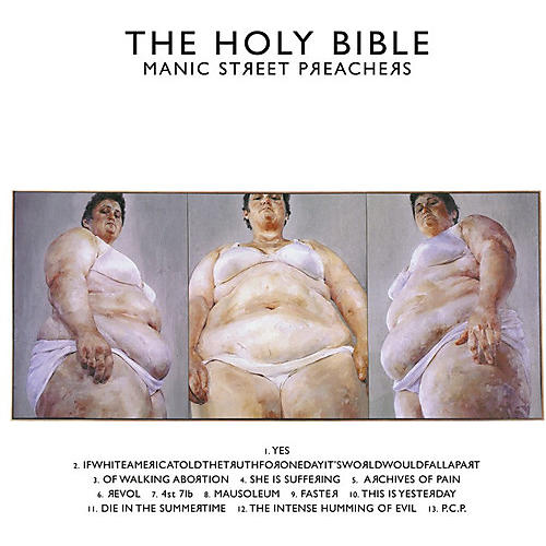Alliance Manic Street Preachers - The Holy Bible thumbnail