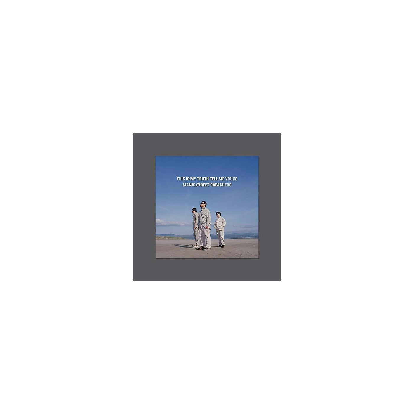 Alliance Manic Street Preachers - This Is My Truth Tell Me Yours: 20 Year Collectors Edition thumbnail