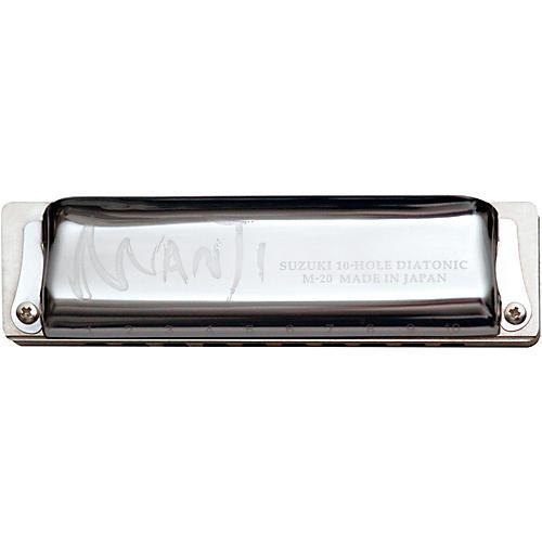 Suzuki Manji Harmonic Minor Tuned Harmonica thumbnail