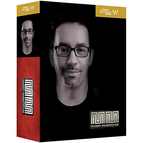 Waves Manny Marroquin Signature Series Native/SG Software Download thumbnail