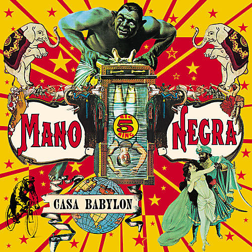 Alliance Mano Negra - Casa Babylon thumbnail