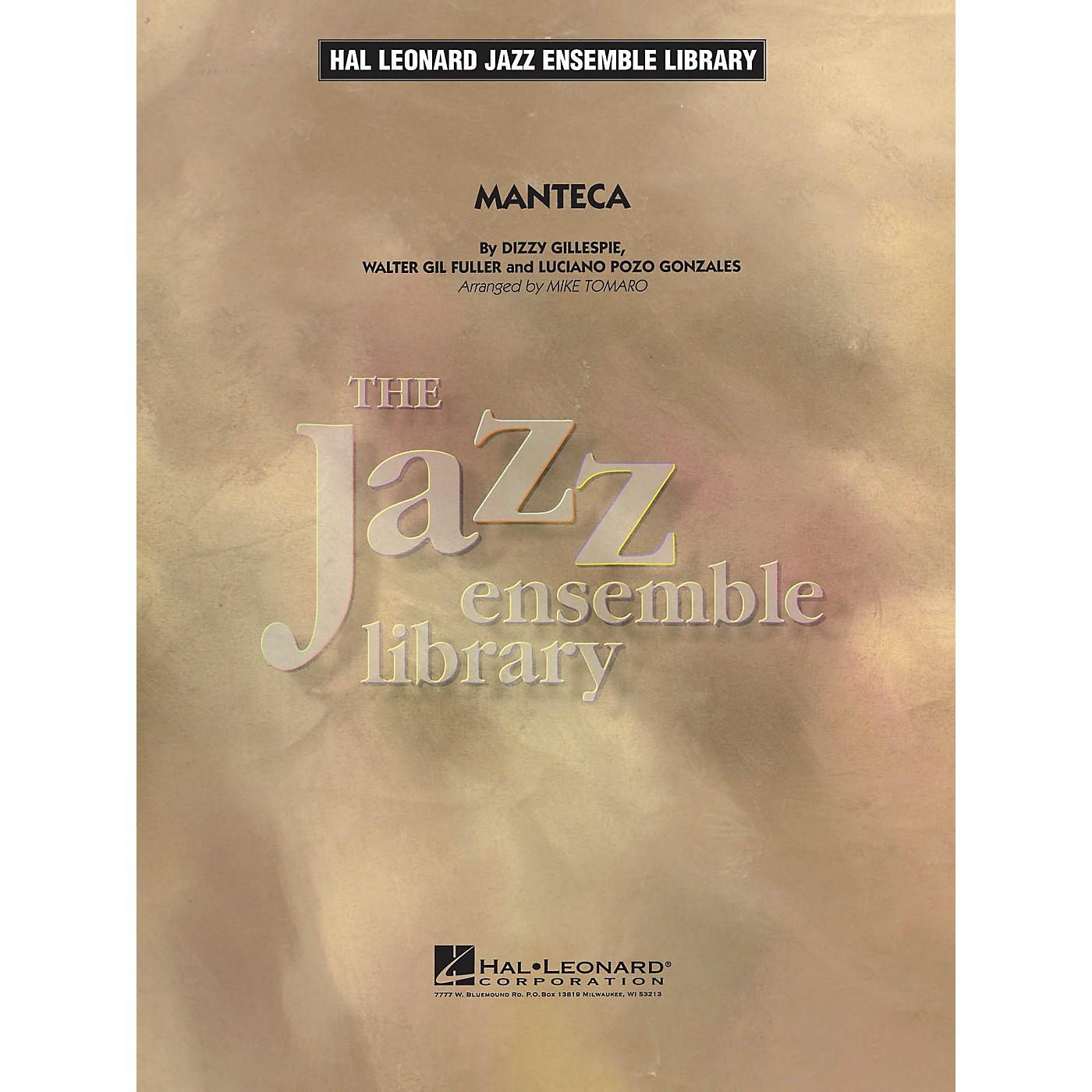 Hal Leonard Manteca Jazz Band Level 4 Arranged by Mike Tomaro thumbnail
