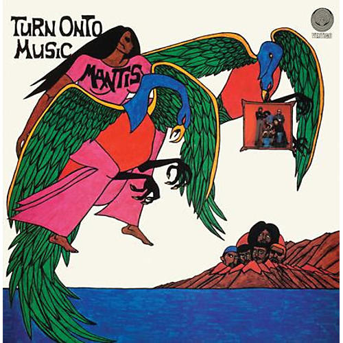 Alliance Mantis - Turn Onto Music thumbnail