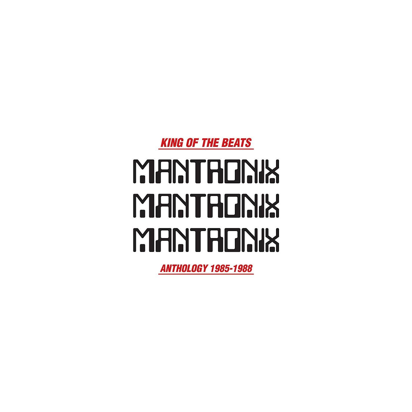 Alliance Mantronix - King of the Beats thumbnail